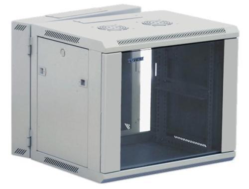 LC-R19-W6U550 GFlex Tango D dzielona - Wiszące szafy teleinformatyczne 19
