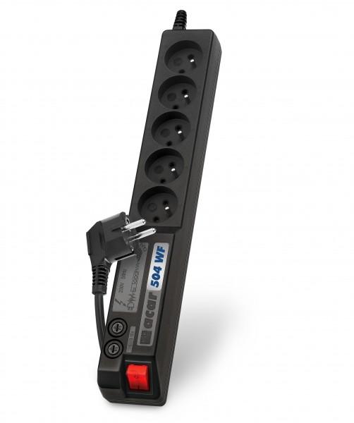 Axon Acar 504 WF: kabel 1,5 m - Zabezpieczenia przepięciowe