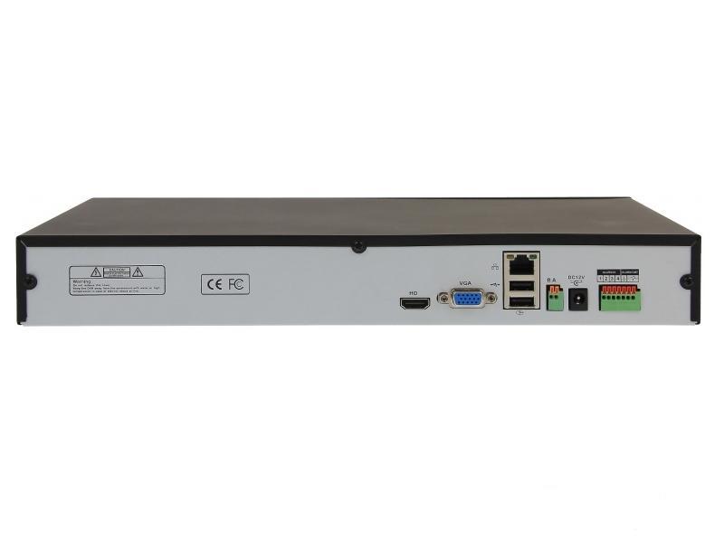EL-IP NV420 - Rejestratory sieciowe ip