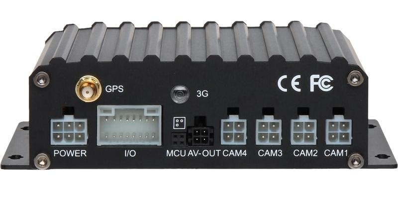 LC-1044 LC-Security - Rejestrator mobilny 4-kanałowy - Rejestratory 4-kanałowe