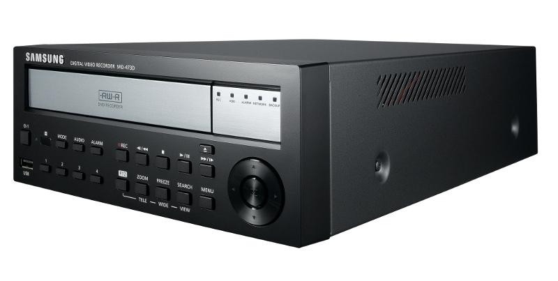 Samsung SRD-473DP 500GB - Rejestratory 4-kanałowe