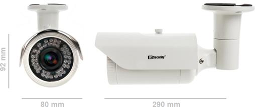 LC-155-IP - Kamery zintegrowane IP