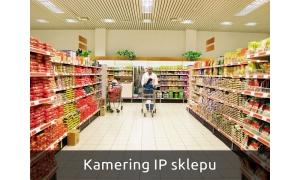 Kamering IP sklepu